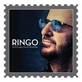 Cd Ringo Starr Postcards From Paradise [import] Novo Lacrado